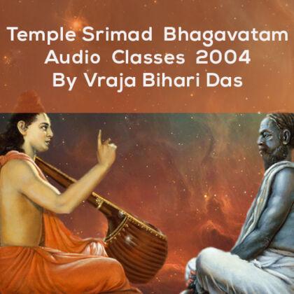Feeling dependent on Krishna