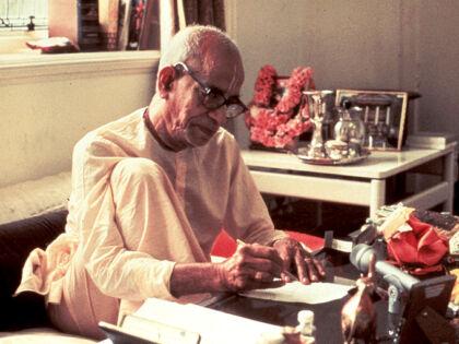 Srila Prabhupada's determination to write – Part 1