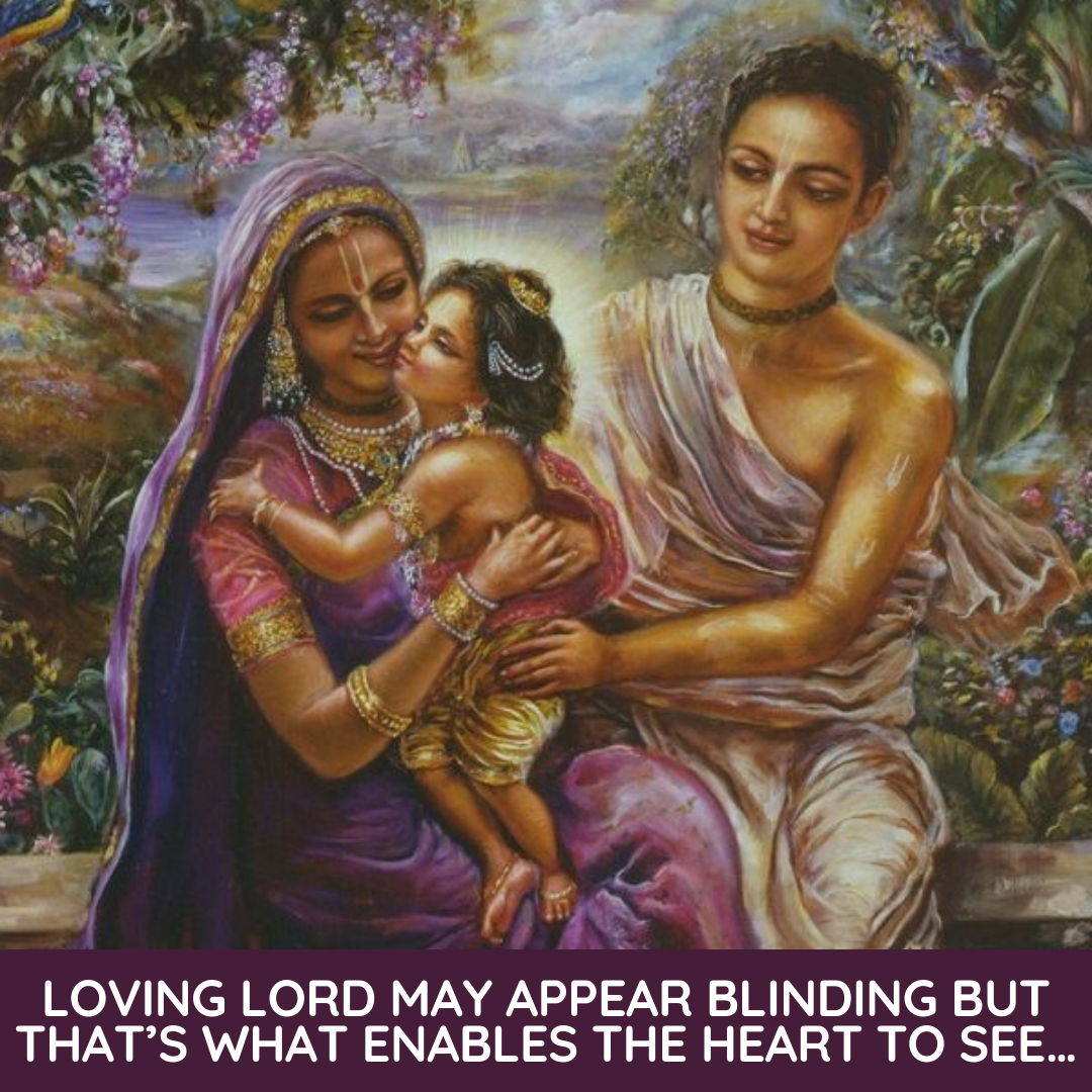 Lord Chaitanya's pastimes- The nourishment for the soul- Part 13