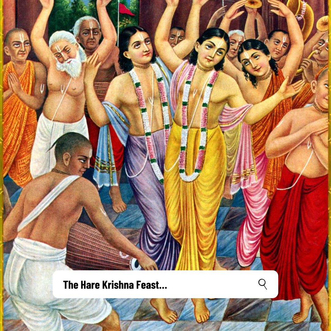 Lord Chaitanya's pastimes- The nourishment for the soul- Part 16