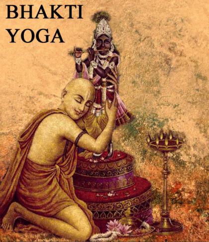 Easy way to apply Bhakti Yoga