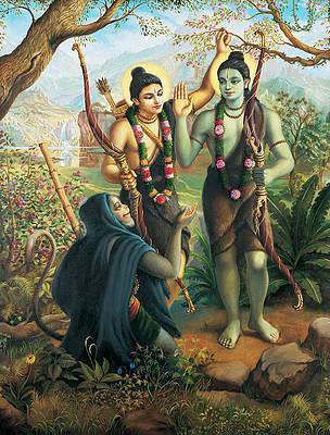Ramayana Reflections – 10