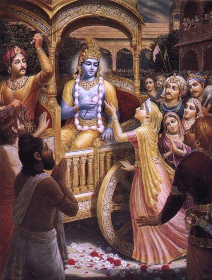Srimad Bhagavatam- the paradigm shift – Part 2
