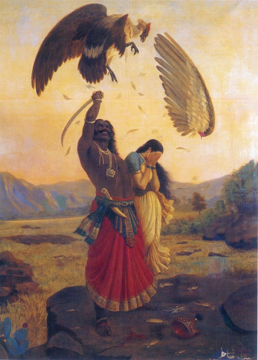Ramayana Reflections – 11