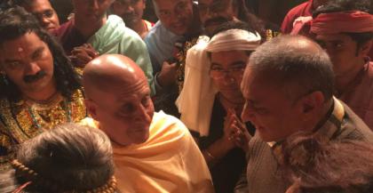 A Hare Krishna in the Stock Market