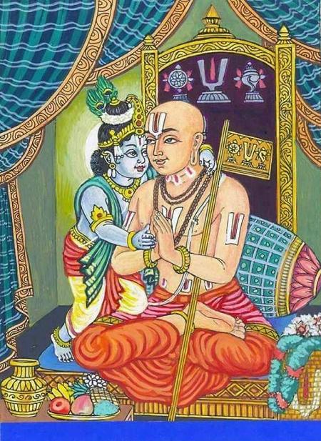 Ramanuja Acharya – a Saint who taught 'Pure love' – Part 6